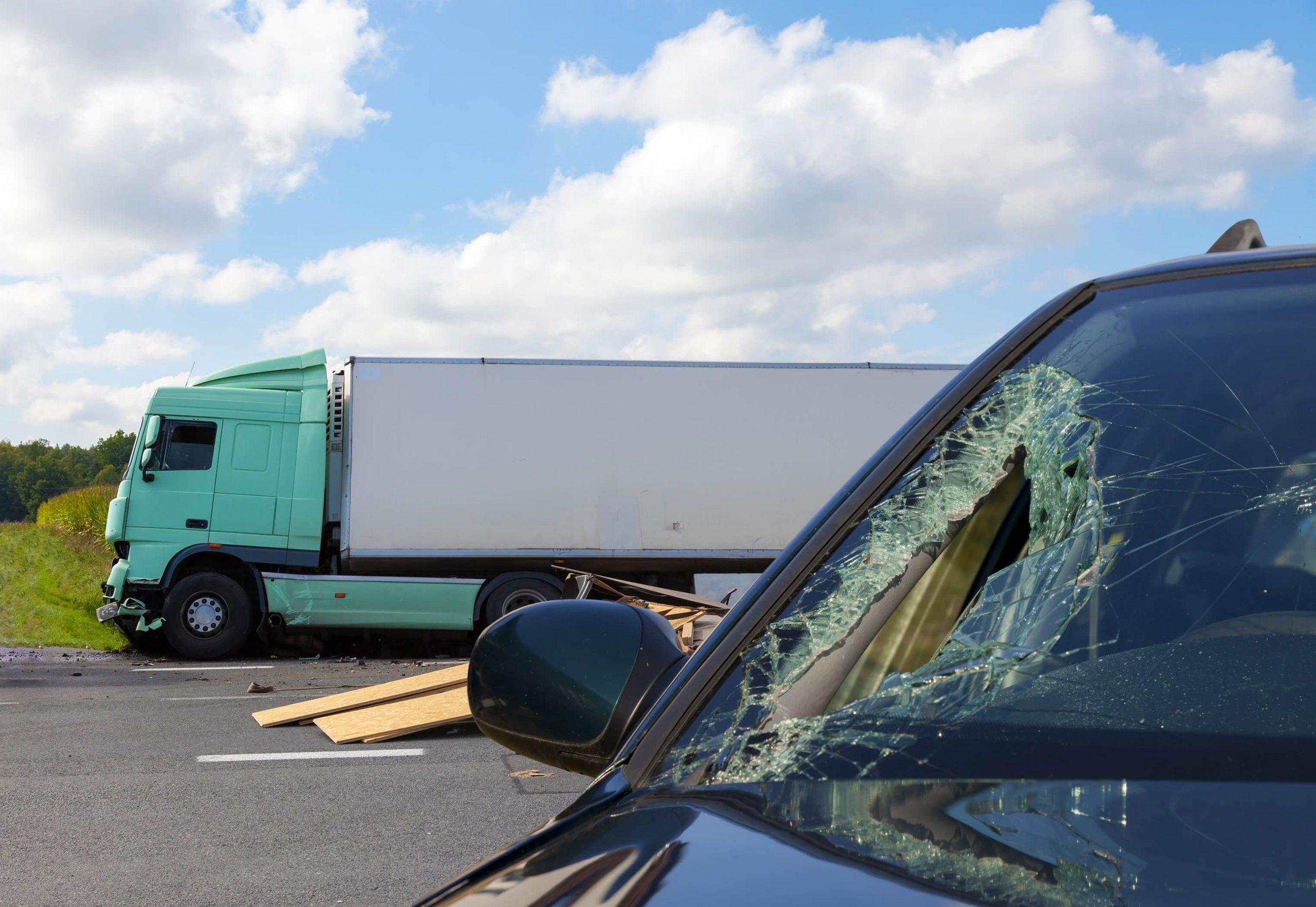 Car Accidents vs Truck Accidents